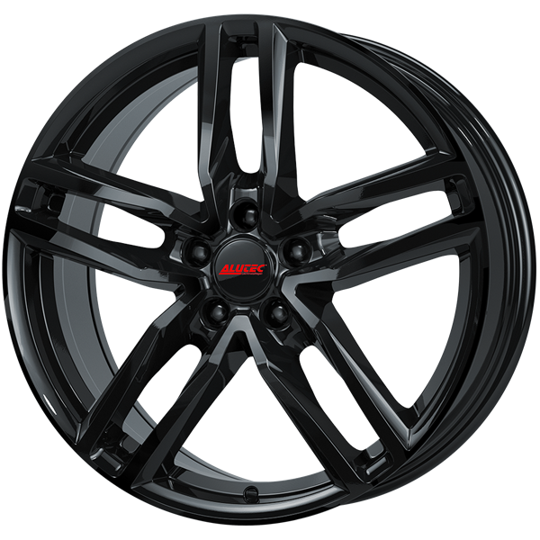 ALUTEC Ikenu Black Diamond 7,50x17 5x100,00 ET38,00