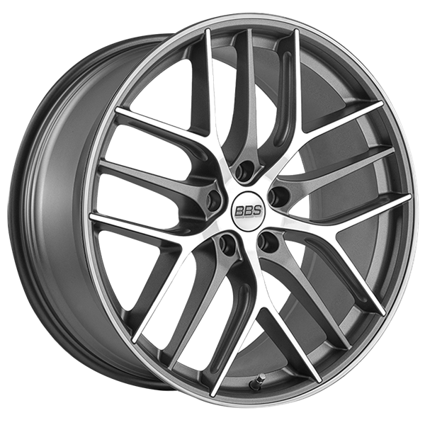 BBS CC-R Graphite Diamond 8,00x19 5x112,00 ET44,00