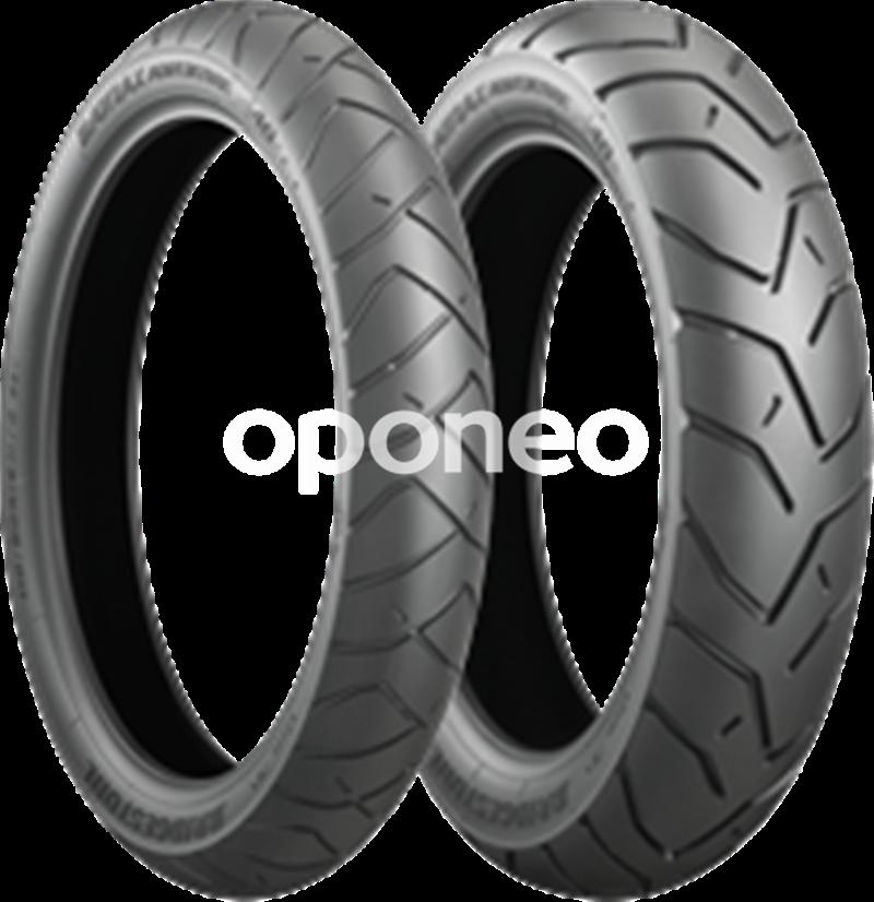 Bridgestone A 40 Rear pneu