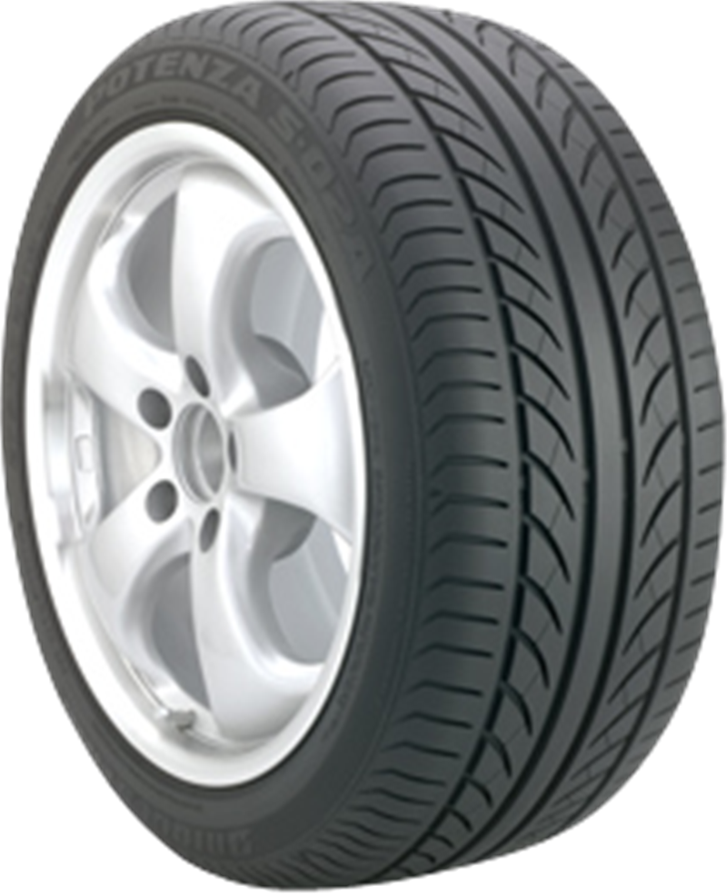 Bridgestone Potenza S 02a
