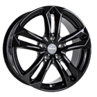 Carmani 5 Arrow Black 7,00x16 4x108,00 ET22,00