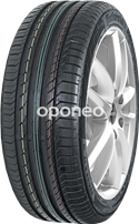 Continental ContiSportContact 5 235/45 R20 100 V XL, FR, SUV