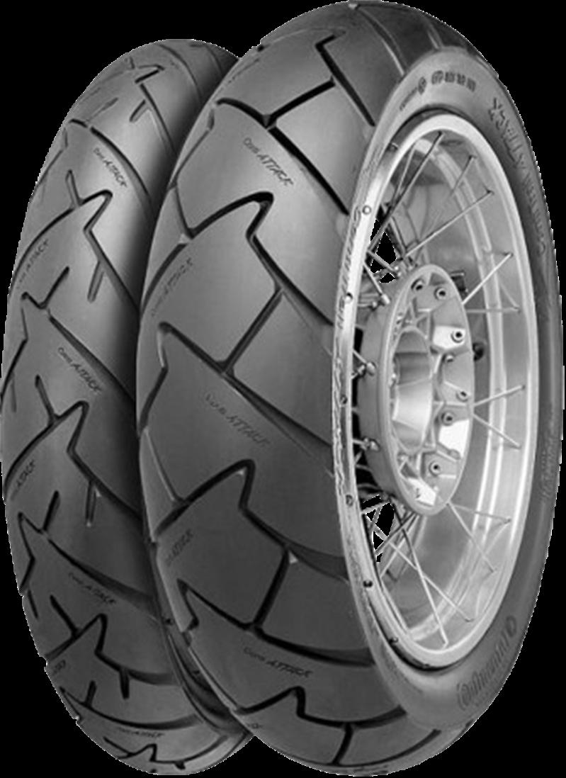 pneu continental conti trailattack 2 moins cher sur pneu pas cher. Black Bedroom Furniture Sets. Home Design Ideas