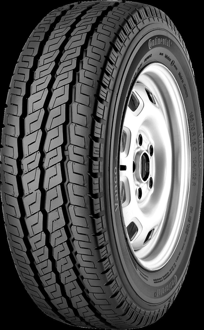 Continental Vanco pneu