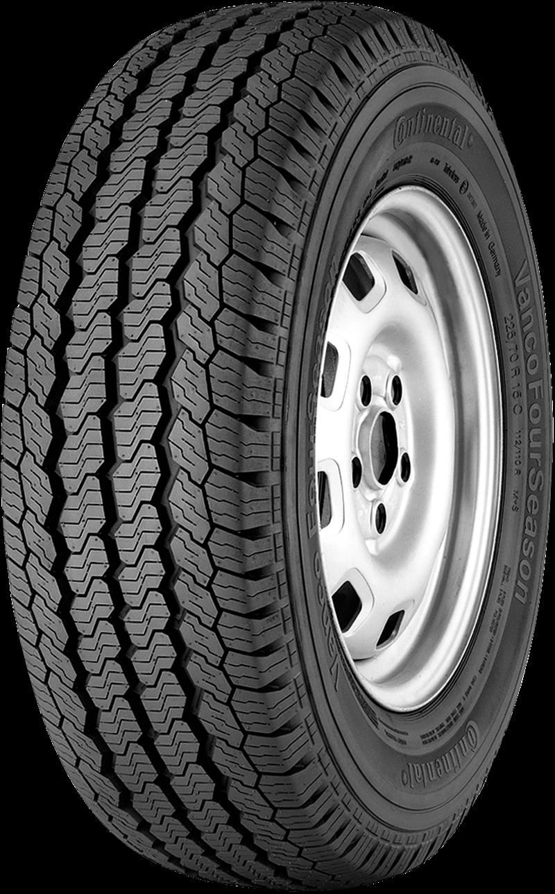 Continental VancoFourSeason pneu