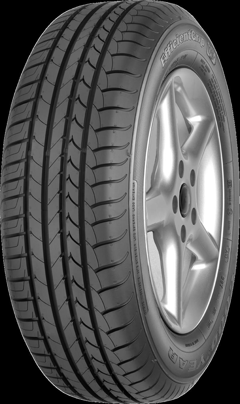 Goodyear EfficientGrip pneu