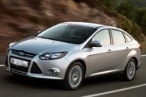 pneus pour Ford Focus Berline III