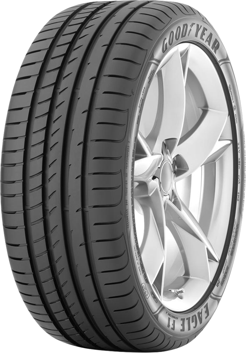 Goodyear Eagle F1 Asymmetric 2 pneu