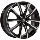 itWHEELS Elena Black Polished 6,50x16 5x108,00 ET50,00