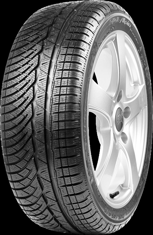 Michelin Pilot Alpin PA4 pneu