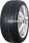 Nokian WeatherProof 205/55 R16 91 V RUN ON FLAT
