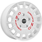 OZ RALLY RACING VAN WHITE 7,50x18 5x160,00 ET48,00