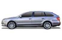 pneus pour Skoda Superb Break II FL