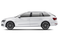 pneus pour Skoda Superb Break III