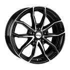 Alkatec RX10 Black Polished 8,00x18 5x112,00 ET35,00