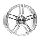AVUS Racing AF2 - Silver polished 8,00x18 5x112,00 ET35,00
