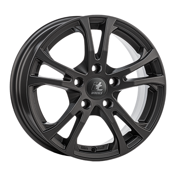 itWHEELS Michelle Anthracite 5,50x14 4x108,00 ET40,00